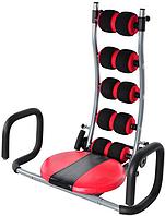 Тренажер MS 0045 для мышц пресса и спины
