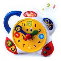 Обучающие музыкальные часы HAP-P-KID 3898 T