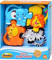 Детская Погремушка-пазл 0609 NL (WinFun)