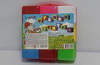 """Детский набор кубиков """"Сити"""" 027 Бамсик"""