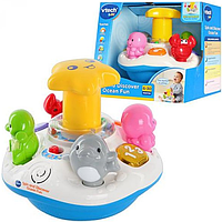 Музыкальная игрушка Юла 111003 Vtech