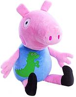 """Мягкая игрушка Свинка """"Джордж"""" 1 00097-72 ( h 25 см)"""