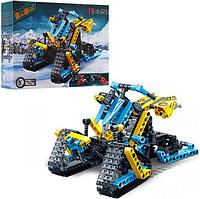 Конструктор Снегоход BanBao 6953 (306 деталей)