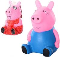 Игрушка - пищалка Свинка Пеппа 5022 (2 вида)