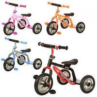 Велосипед M 0688-3 три колеса EVA