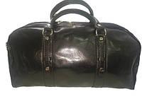 Дорожная сумка женская кожаная 4513