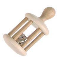 Калатушка деревянная для младенцев 12см из смереки 171822 ТМ Дерево