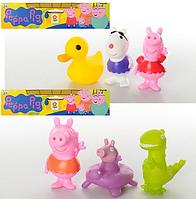 "Набор игрушек - пищалок ""Свинка Пеппа"" 12543 (2 вида)"