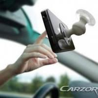 Держатель-присоска в авто для телефонов CARZOR