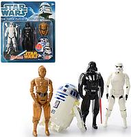"Набор игровых фигурок ""Супергерои"" 6603 Star Wars (2 вида)"