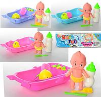 Детская игрушка Пупс в ванночке (669-299A)