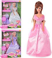 Кукла с нарядами и аксессуарами Defa 8071 (3 вида)