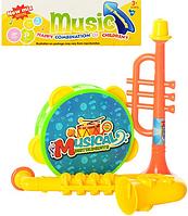Набор детских музыкальных инструментов (33-22)