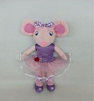 "Мягкая игрушка ""Мышка 002"" (00255-93)"