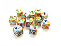 Азбука на кубиках М 12шт Р ОРИОН 511 в.3