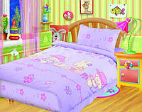 Постельное белье для детей в детскую кроватку Непоседа Игрушки