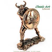 Статуэтка воина фигурка викинга скандинавского завоевателя TS1506