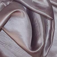 Тюль микровуаль (муар), сизо-фиолетовый