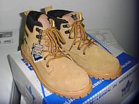 Ботинки замшевые LIKO 35