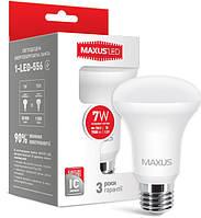 Светодиодная лампа MAXUS R63 7W E27 4100К