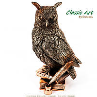 Статуэтка сова на книгах Classic Art ES433