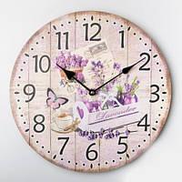 """Настенные часы """"Lavender"""""""