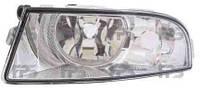 Противотуманная фара левая Skoda Octavia 1Z