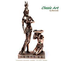 Египетские статуэтки богиня Исида, защитница детей, семейной верности и мудрости TS422