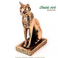 Египетская кошка статуэтка хранительница домашнего очага и урожая ES253