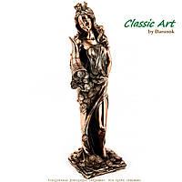 Статуэтка богиня Фортуна с рогом изобилия большая фигурка от Classic Art TS1043-2