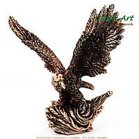 Статуэтка орла парящего в небе 24 см ES016A