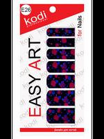 Наклейки для дизайна ногтей Easy Art E26