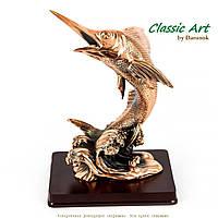 Статуэтка рыба марлин отличный подарок рыбаку ES317