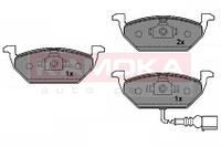 Колодка тормозная audi a3 96'-01';skoda octavia 96'-;vw golf iv 98'-05' перед. (производство KAMOKA ), код запчасти: JQ1012796