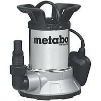 Погружной насос для чистой воды и откачки с дна Metabo TPF 6600 SN