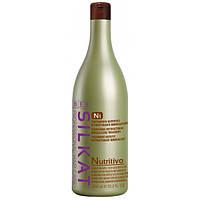 Шампунь для сухих, обесцвеченных и ломких волос, 1000 мл, Silkat N1 BES