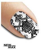 Слайдер дизайн для ногтей SB 10