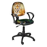 Детское кресло Престиж РМ Тигры 23