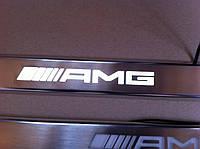 Накладки на пороги LED AMG Mercedes-Benz W463