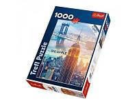 Пазлы Нью - Йорк 10393 Trefl, 1000 элементов