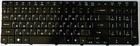 Клавиатура для ноутбука ACER (EM: E730, G640, E440, E640; AS: 5236, 5538, 5553, 5336, 5410) rus, black