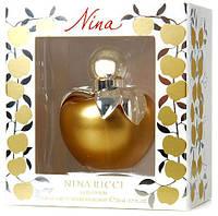 Женская туалетная вода Nina Gold Edition Nina Ricci (элегантная фруктово-цветочная композиция)  AAT