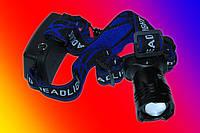 Светодиодный налобный фонарь Police XQ-48 + рассеиватели