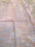 Антимоскитная сетка на магнитах 210х90 см (коричневая с переливами)