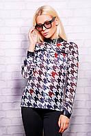 Ассортимент блузок в интернет магазине | Монолапка блуза Лекса 1 д/р