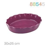 88545 Форма Lilla для выпечки овальная 30/25 см. Granchio