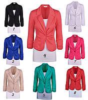 Піджак-блейзер, різні кольори