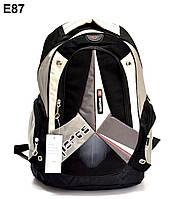 Детский рюкзак портфель RF средний 5 -11 класс 45х31х16см с плотной спинкой