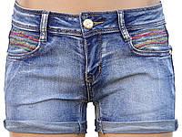 Джинсовые женские шорты на лето