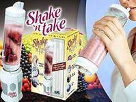 Блендер Shake n take для быстрых коктейлей